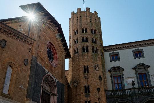 Orvieto in Umbria, Italy