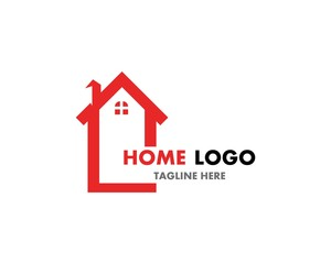 Home repair logo vector template and symbol
