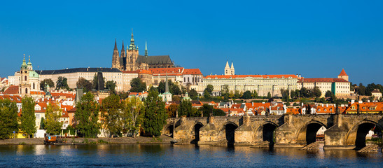 St Vitus's Cathedral and Castle of Prague