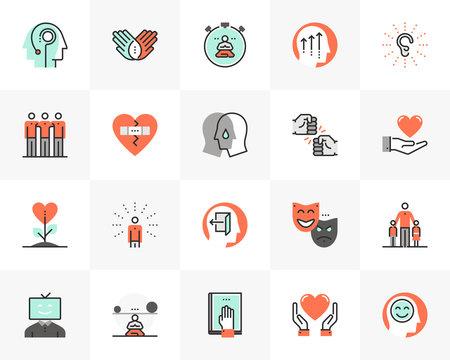Human Wellness Futuro Next Icons Pack