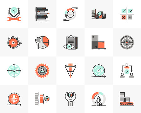 Production Line Futuro Next Icons Pack