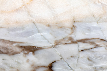 Autocollant pour porte Marbre Close up of light brown marble texture. High resolution photo.