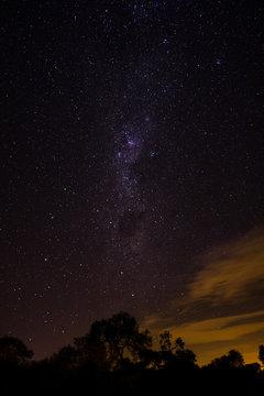 Krueger Nationalpark Sternenhimmel Südafrika