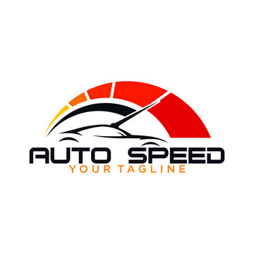 auto speed logo