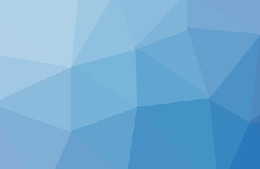DARK BLUE vector Pattern. triangular template. Geometric sample. Repeating routine with triangle shapes. New texture for your design. Pattern can be used for background.