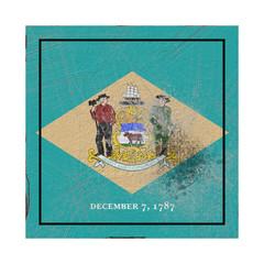 Old Delaware State flag