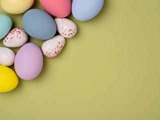 Fotobehang Easter Holiday decoration.