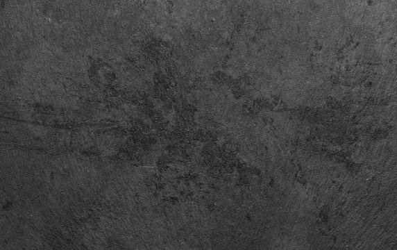 Dark grey slate background or texture