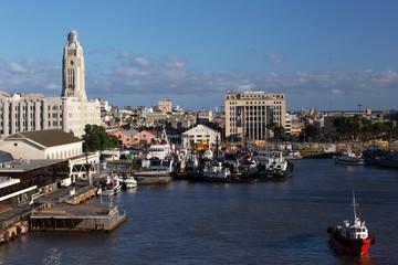 Montevideo Port, Uruguay