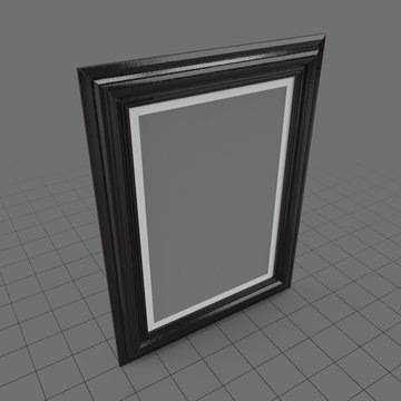 Large art frame