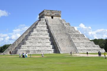 Pirámides Chichen Itza