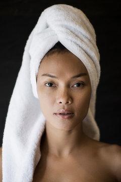 Indonesian girl in Spa
