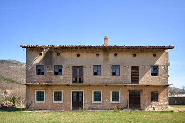Old house on Kras