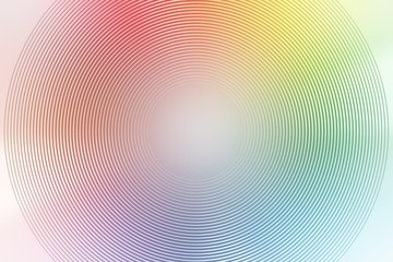 abstract gradient radial multicolor background. futuristic color.