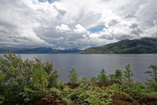 Schottland - Isle of Skye - Loch Alsh