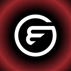 Obraz Circular Letter E EG GE CEG Vector Logo Design - fototapety do salonu