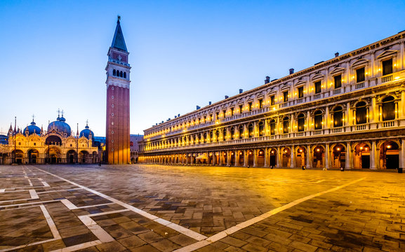campanile at st marks square