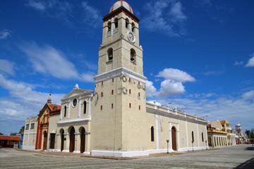 Kirche  San Salvador de Bayamo –Kuba