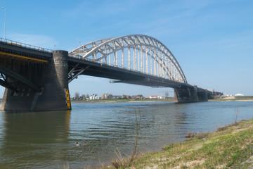 Waalbridge in Nijmegen