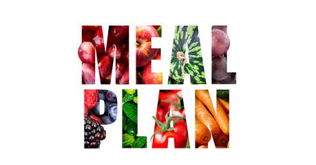meal plan letter word