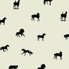 zoo pattern background