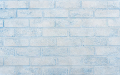 blue cement brick backdrop background