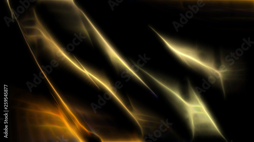 Abstract Cool Gold Texture Background Stock Photo And
