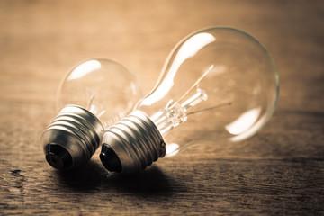 Big and Small Bulb