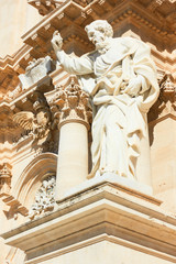 Wall Mural - Paul the Apostle - Cathedral of Syracuse