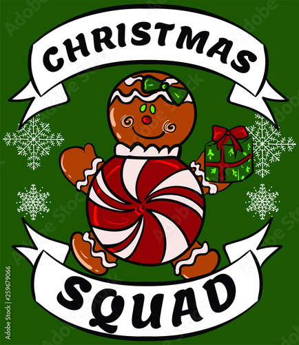 baf8e95df Christmas squad