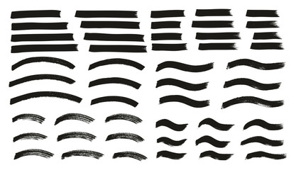 Tagging Marker Medium Lines Curved Lines Wavy Lines High Detail Abstract Vector Background Set 125