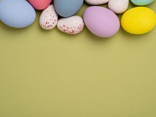 Fotobehang Easter celebration backdrop.