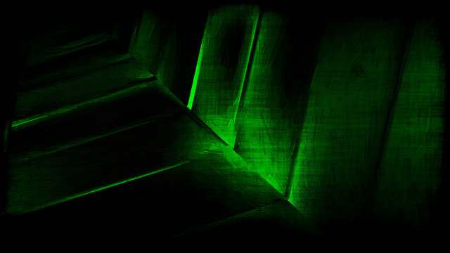 Cool Green Texture Background Image
