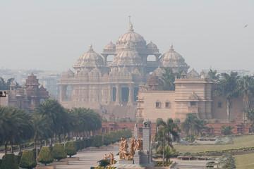 Fotobehang Delhi Hindu Mosque