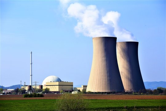 An Image of a power, nuclear