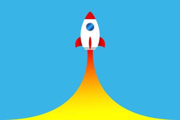 missile, razzo, decollo, start up, impresa,