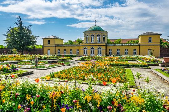 Berggarten near Herrenhausen palace in Hannover, Germany