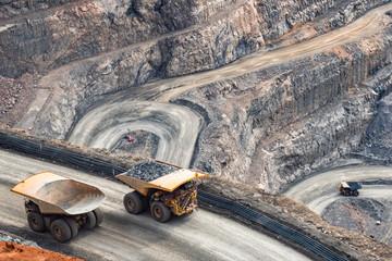 """The """"Big Pit"""" Gold Mine in Kalgoorlie, Western Australia"""