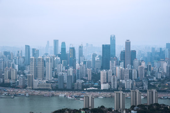 chongqing city scape