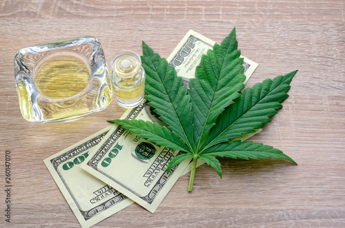 Earnings from the sale of cannabis medicament products  Cannabis