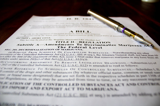 Cannabis SAFE Banking Act / Bill