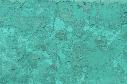 teal wall background
