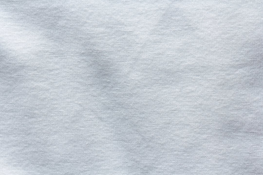 plain white t-shirt fabric texture for background