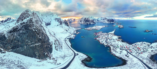Lofoten - Kälte am Polarkreis