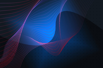 abstract, blue, design, technology, line, illustration, digital, light, backdrop, wave, pattern, wallpaper, lines, computer, fractal, futuristic, motion, space, web, texture, curve, waves, art, color