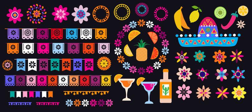Mexican set elements 10