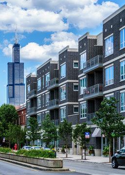 A Nice Neighborhood in Chicago