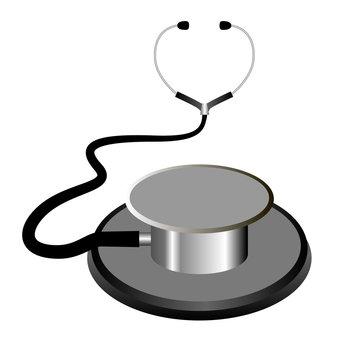Endoscope Vector Illustration