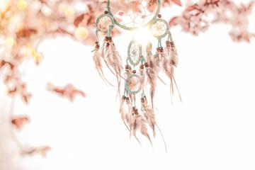 Banner Hintergrund Wind Traumfänger Magic