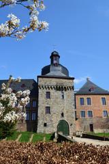 Schloss Liedberg in Korschenbroich, Deutschland